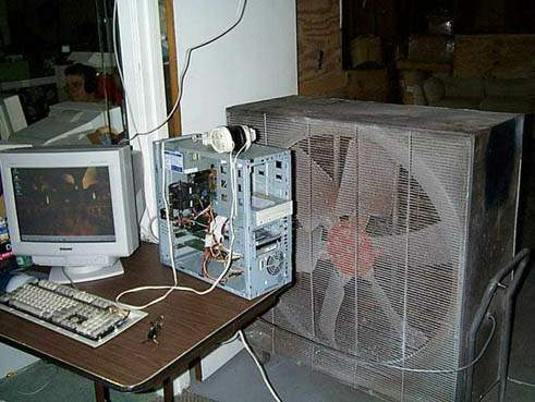 Cooling system for my PC