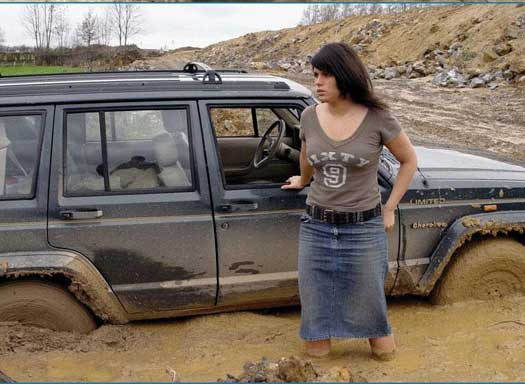 Woman drivers